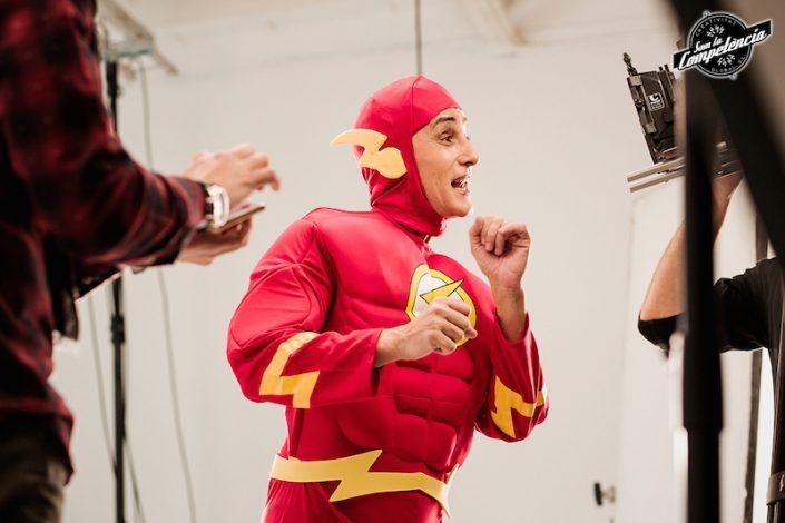 actor red superhero