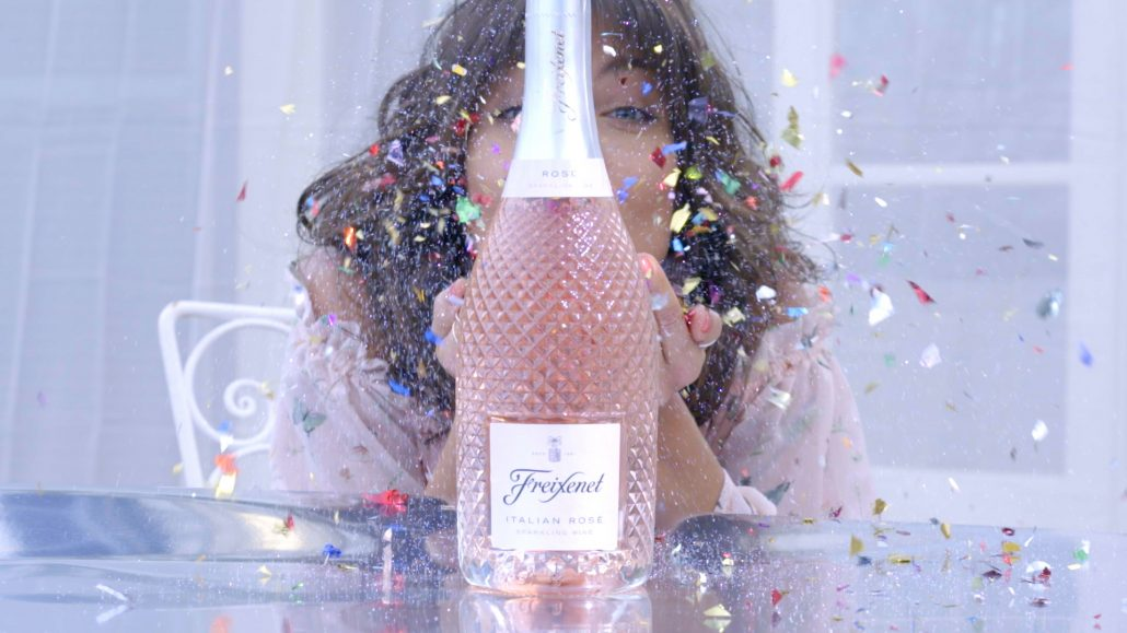 FRX ITAL ROSE GIRL CONFETTI BLOW