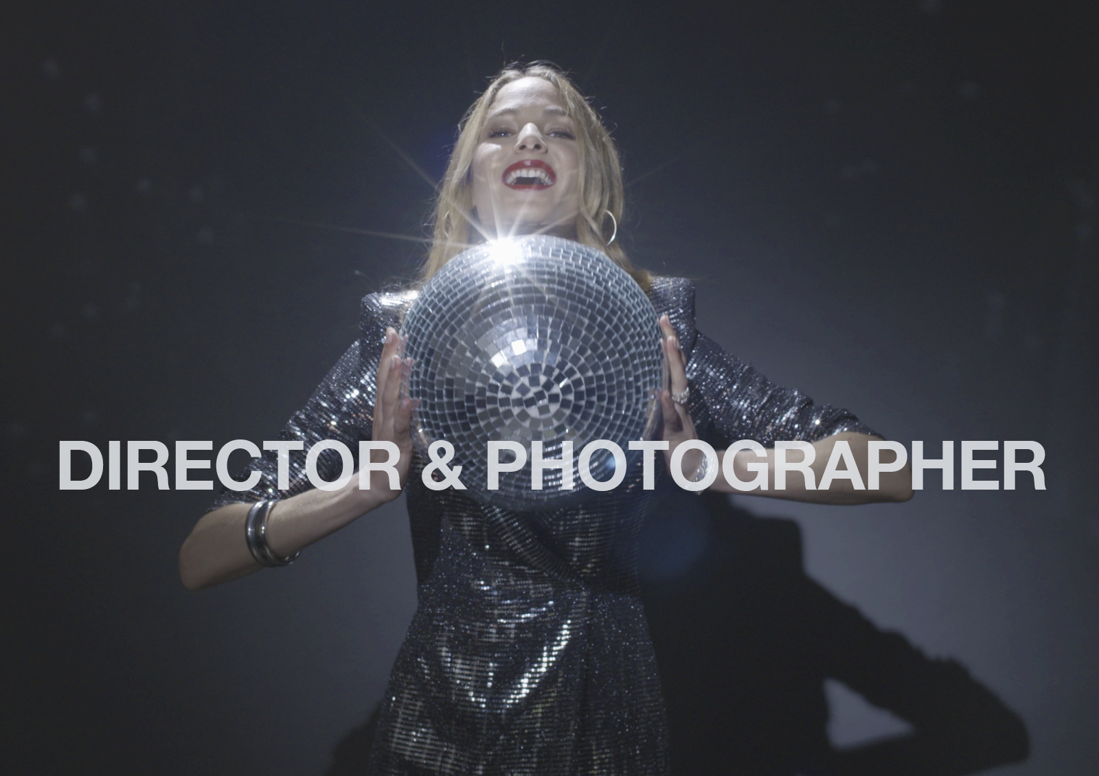 party model disco ball